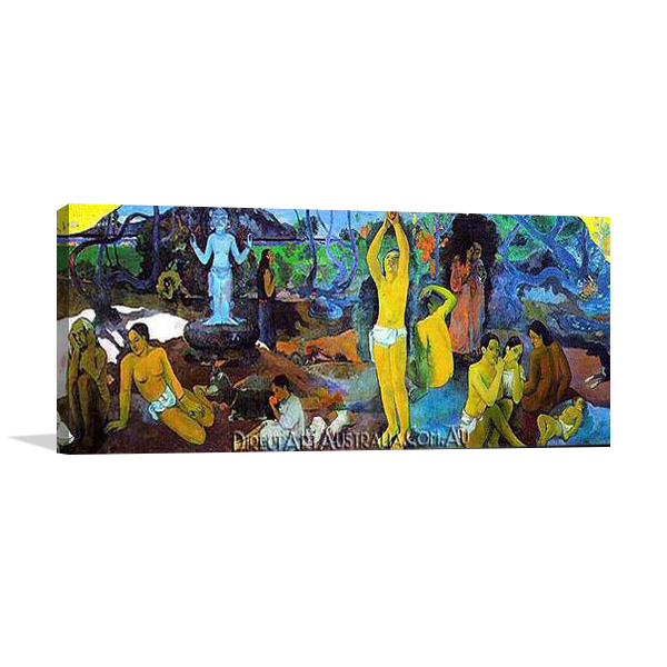 Oil Paintings Australia   Paul Gaugin