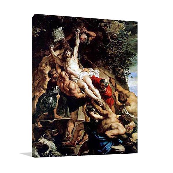 Paul Rubens Hand Paintings on Canvas