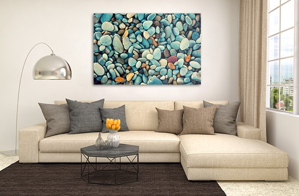 Pebbles Wall Art Print Wall Art