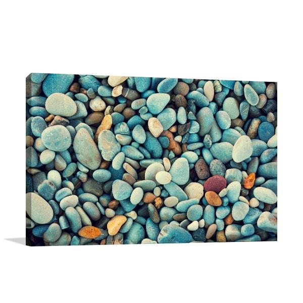 Pebbles Wall Art Print Canvas Art Prints