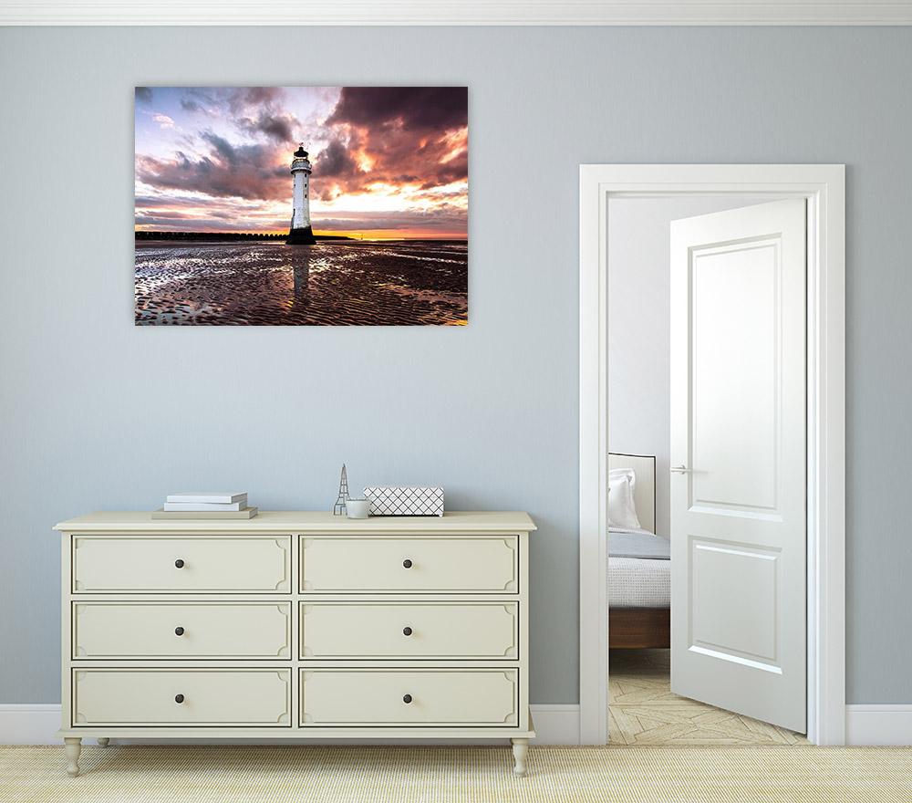 Coast Ocean Photography Wall Art Print