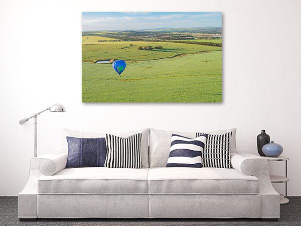 Perth Art Print Avon Valley Sunrise Artwork