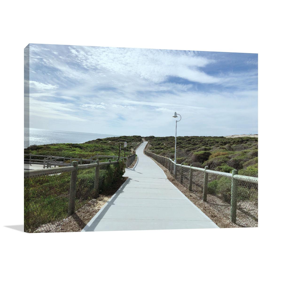 Perth Art Print Jindalee Beach