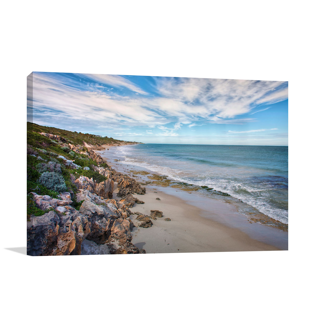 Perth Canvas Print  Beautiful Day at Jindalee