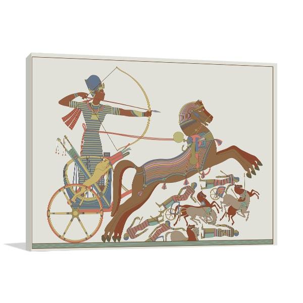 Pharaoh Combat Artwork