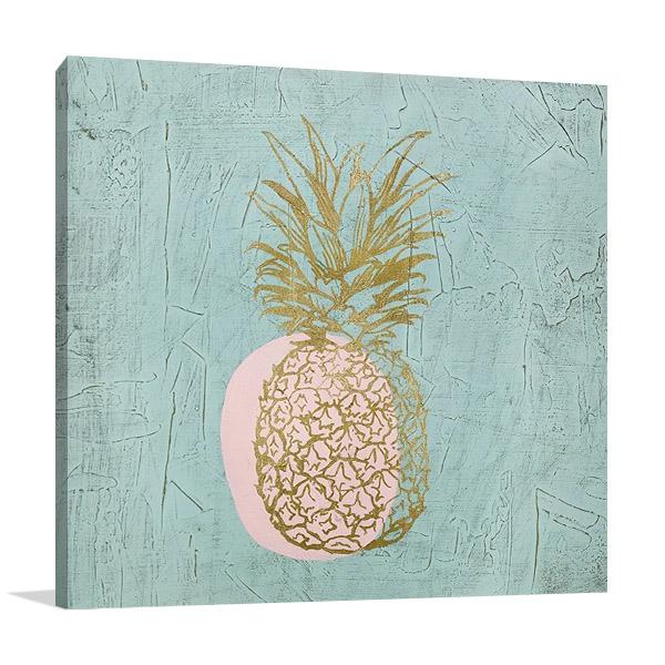 Pineapple Wall Print | Altamura Art