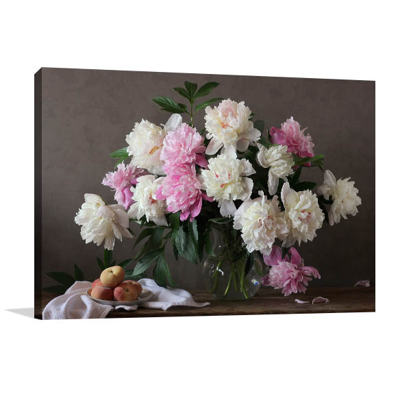 Pink Bouquet Wall Art