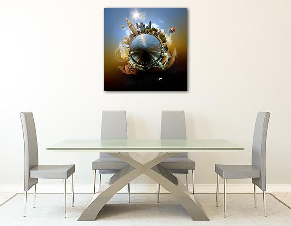 Planet London Artwork