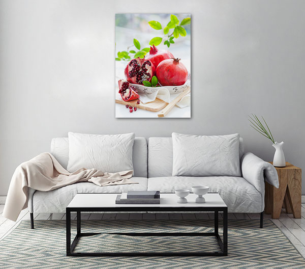Pomegranates Artwork