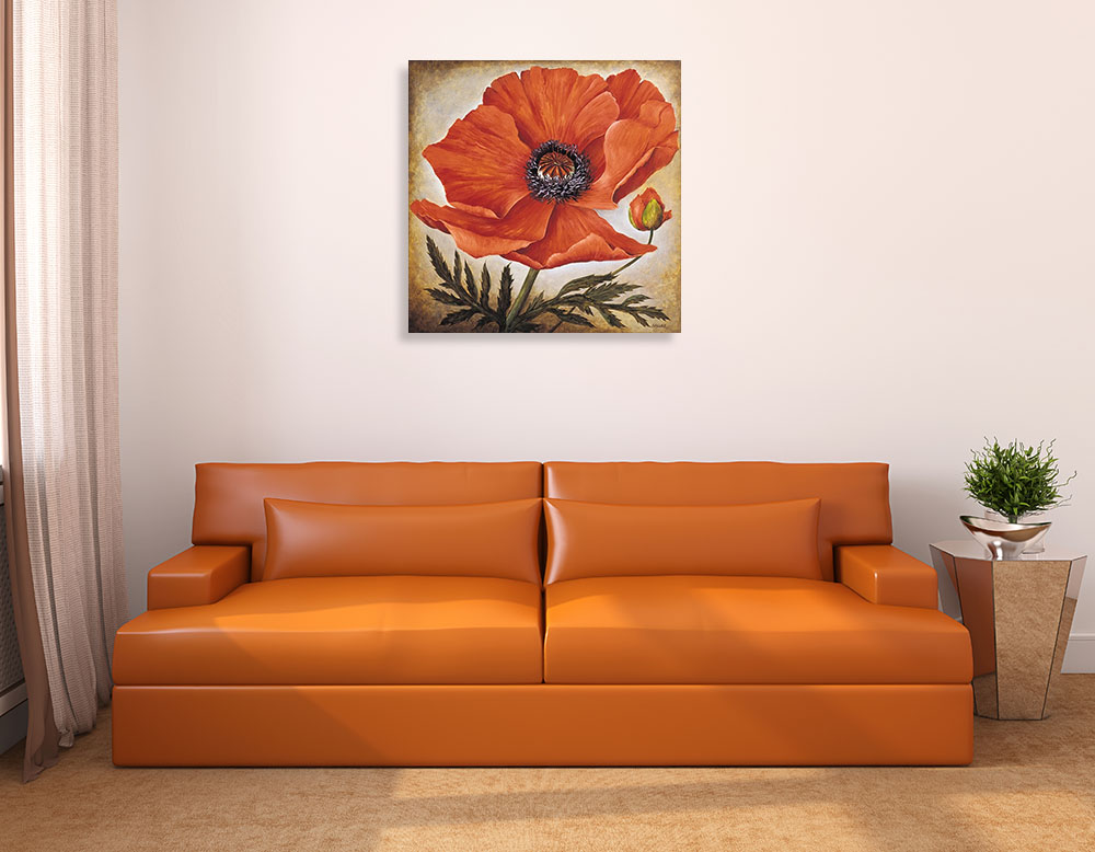 Still Life Flower Art Print