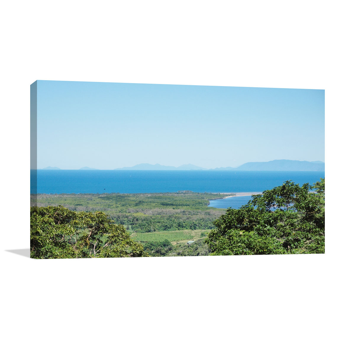 Port Douglas Art Print Flagstaff Hill