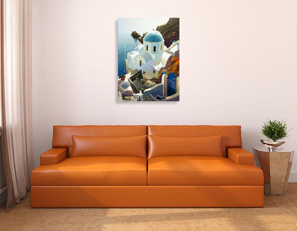 Impressionist Wall Art on Canvas