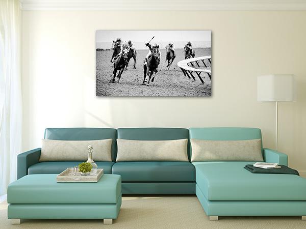 Powerful Horses Canvas Prints