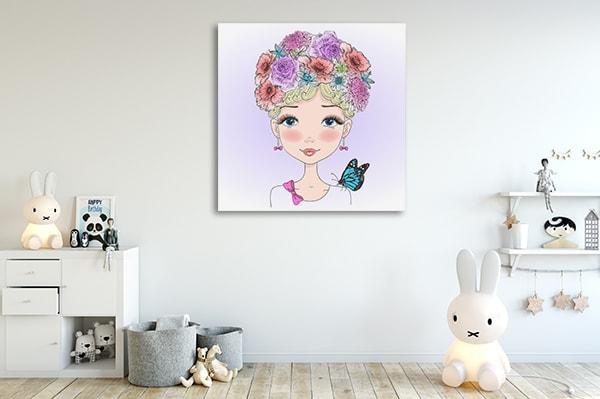 Pretty Fairy Print Artwork
