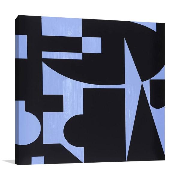 Puzzle I Canvas Print | Gordon B