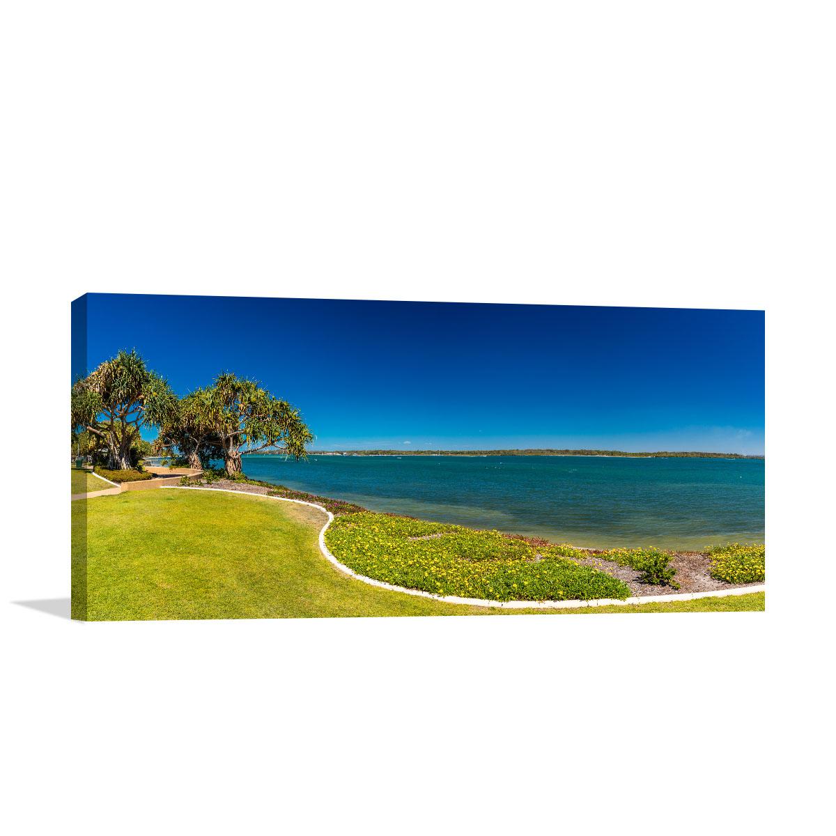 Queensland Art Print Bribie Island