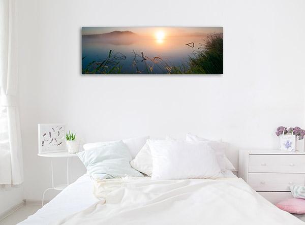 Queensland Art Print Lake Samsonvale Picture Artwork