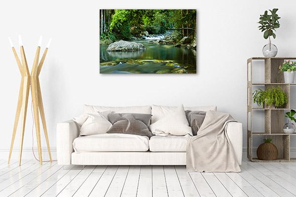 Queensland Art Print Springbrook Canvas Artwork