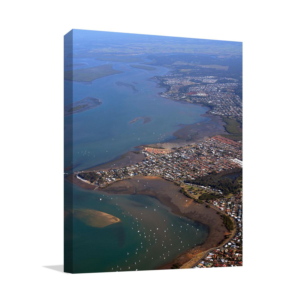 Queensland Art Print Victoria Point