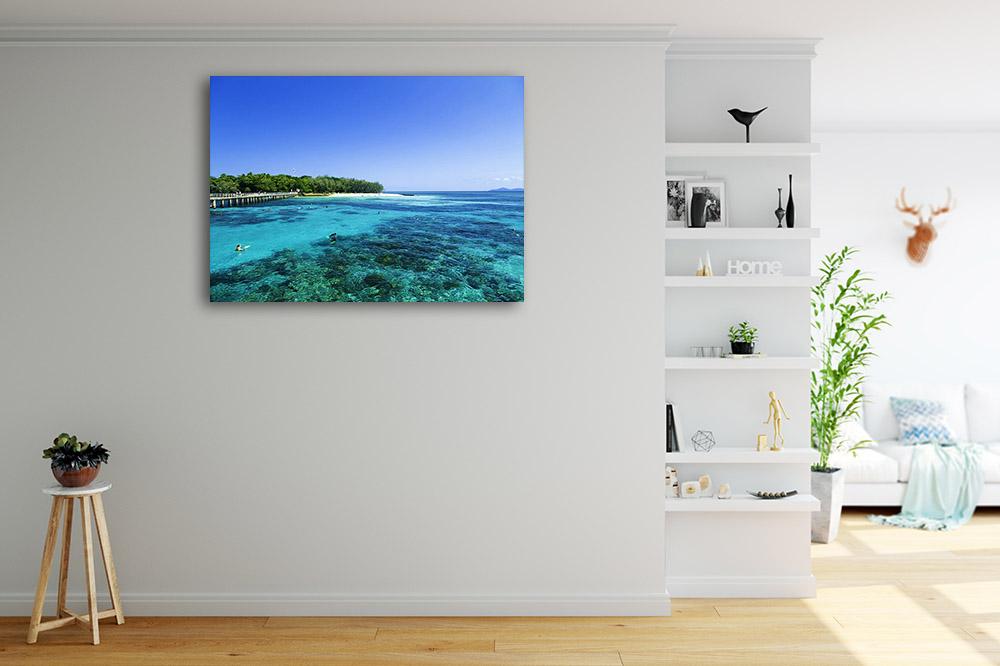 Canvas Photography Print Seascape