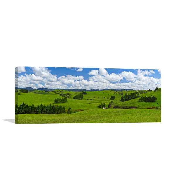 Queensland Wall Art Print Atherton Tablelands Photo Canvas