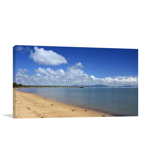 Queensland Wall Art Print Cardwell Artwork Picture