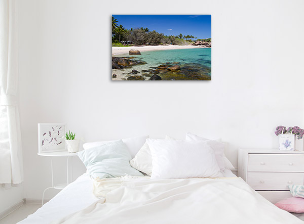 Queensland Wall Art Print Horseshoe Bay Picture Canvas