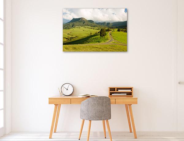 Queensland Wall Art Print Mt Razorback Artwork