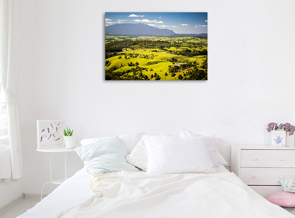 Queensland Wall Print Atherton Viewpoint Picture Artwork
