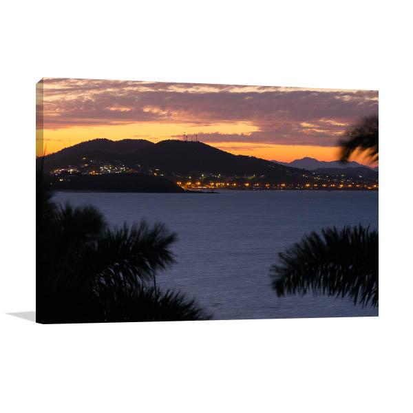 Queensland Wall Print Capricorn Coast Photo Canvas