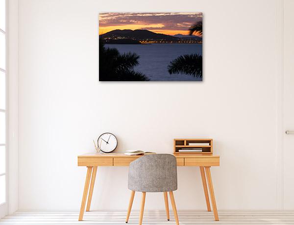 Queensland Wall Print Capricorn Coast Artwork Canvas