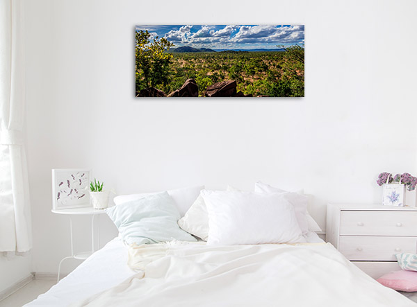 Queensland Wall Print Chillagoe Bushland Art Picture