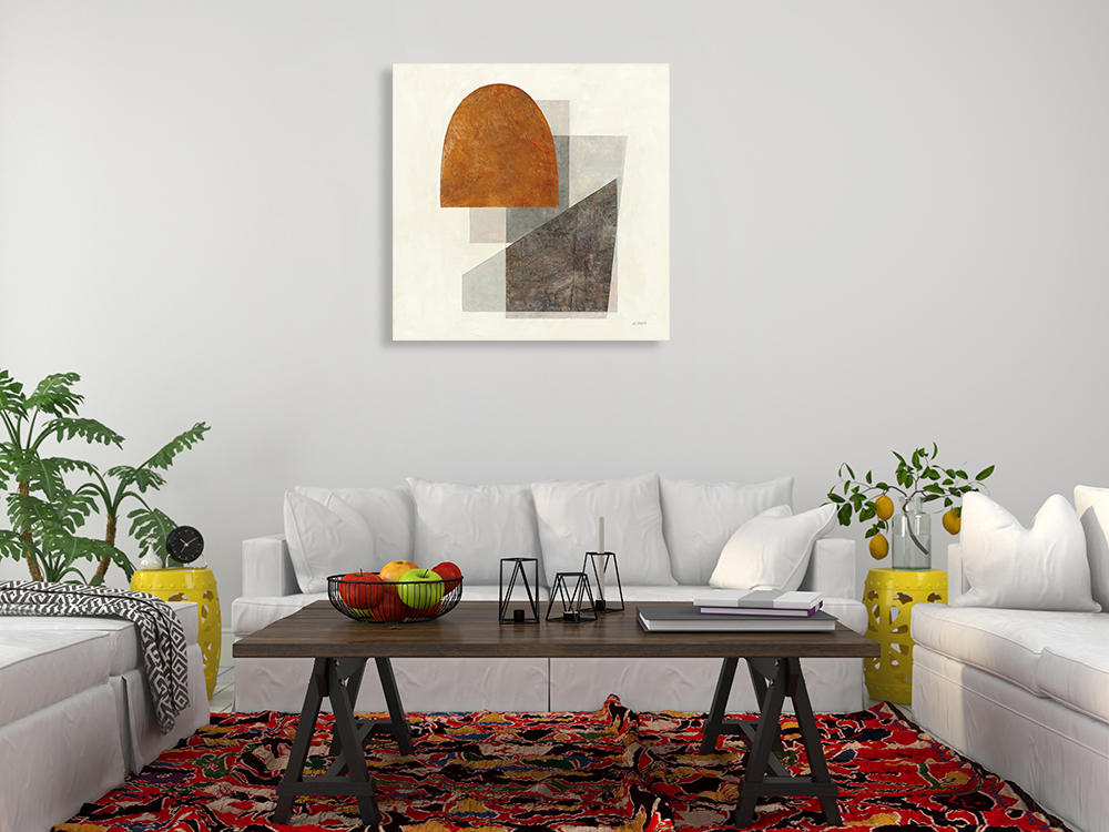 Contemporary Shapeshift Art Print