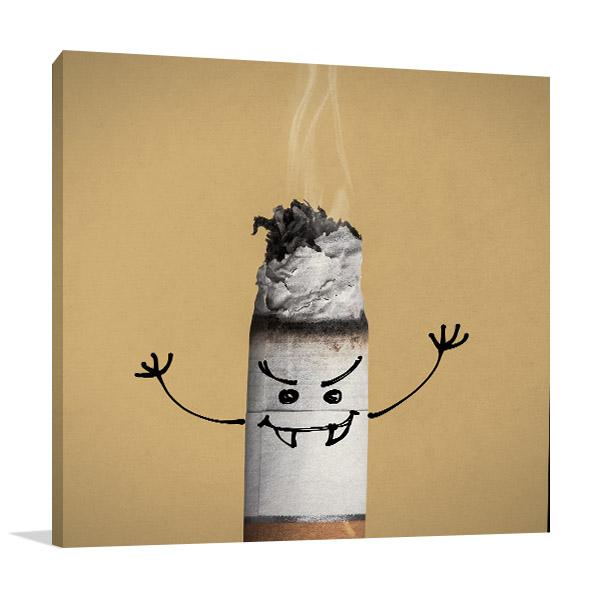 Quit Smoking Art Prints