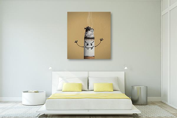 Quit Smoking Print Artwork