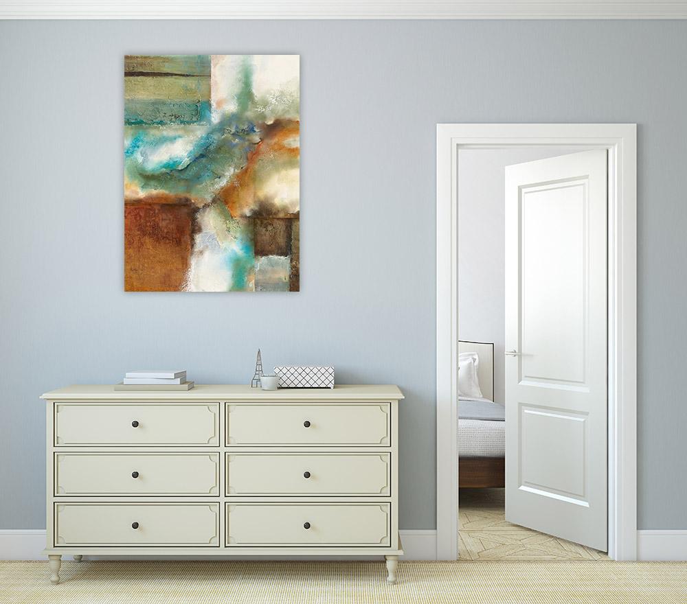 Multi Colors Canvas Print