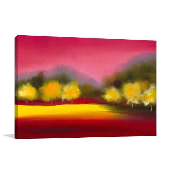 Raspberry Contemplation Print | Goldberg