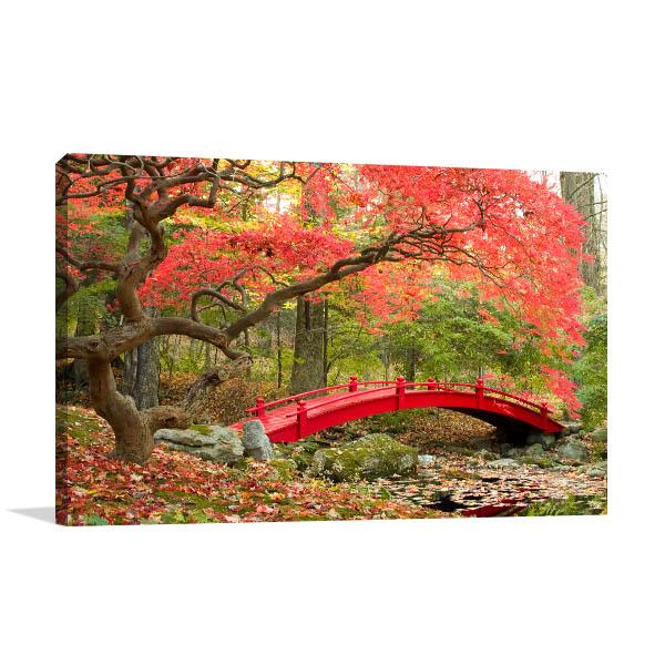 Red Bridge Artwork