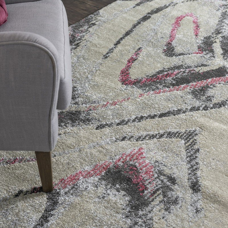Nordic Abstract Rugs Online Brisbane