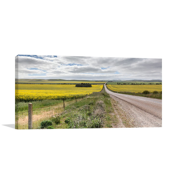 Renmark Wall Art Print Road Artwork Photo