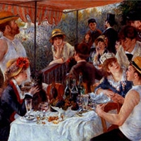 Renoir | The Luncheon of the Boating Party Replica Painting