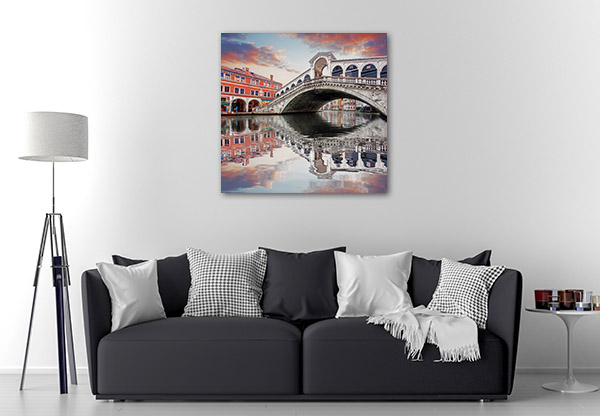 Rialto Bridge Canvas Prints