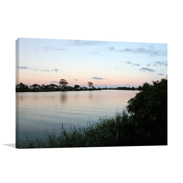 Richmond River Art Print New South Wales Picture Canvas