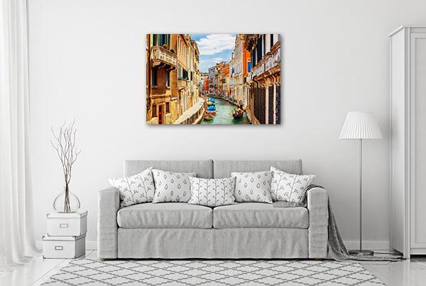 Rio Marin Venice Canvas Art