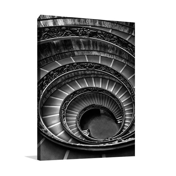Roman Staircase Wall Art Print