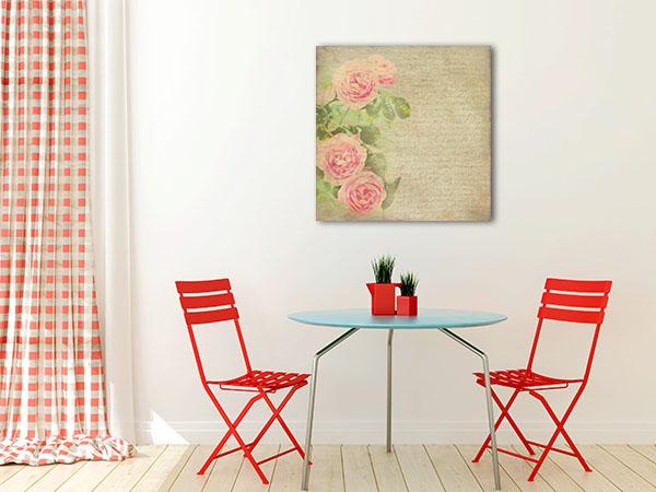 Roses Pattern Art Prints