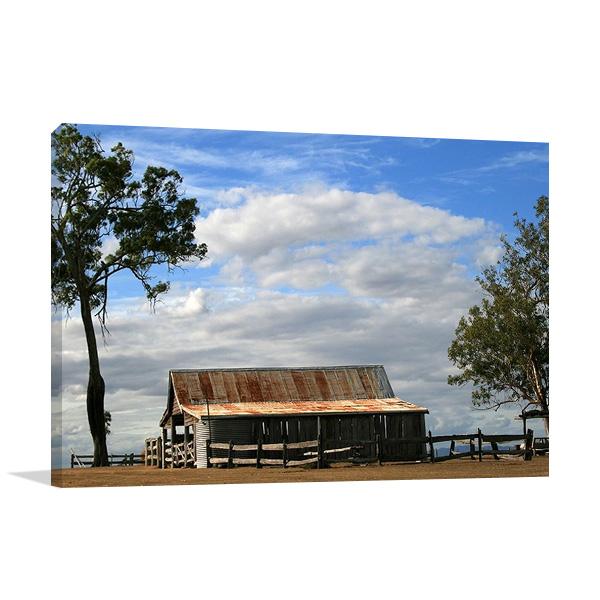 Print on Canvas | Rural Queensland Australia