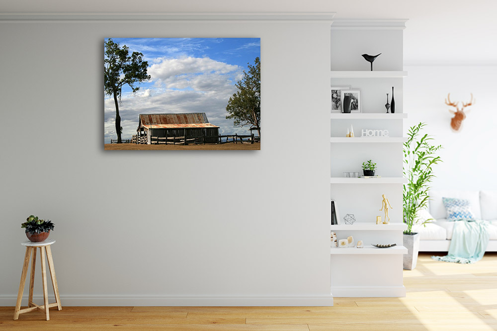 Landscape Wall Print on Canvas