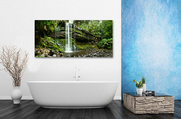 Russell Falls Canvas Art Prints