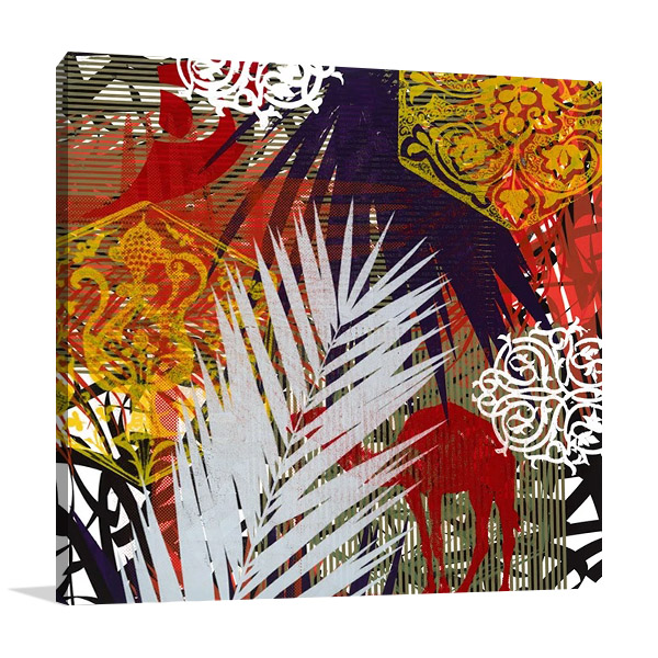 Saharan Mix I Canvas Print | Hall J